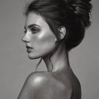 All things Next Top Model - Celine Bethmann by Tobias Dick - Face Photography, Photography Poses Women, Profile Photography, Inspiring Photography, Photography Editing, Creative Photography, Digital Photography, Black And White Portraits, Black And White Photography