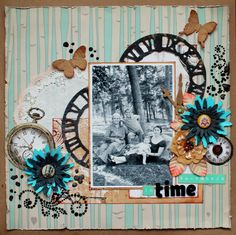 What a bunch of scrap...: Somewhere in Time