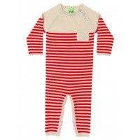 FUB Fine Knit Bodysuit Red