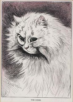 Louis Wain, British, 1860-1939, Collection of 20 c - by Ripley Auctions