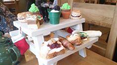 The Garden Kitchen Afternoon Tea, Projects To Try, Dairy, Cheese, Garden, Kitchen, Food, Baking Center, Garten