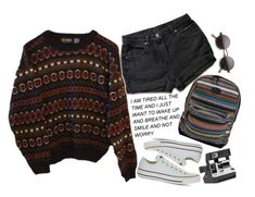 """""""{ you give me love and i'll tell you what to do }"""" by xajayx ❤ liked on Polyvore featuring INDIE HAIR, Converse, O'Neill and Etiquette"""