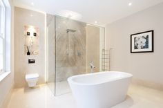 C.P. Hart: Amberhurst Bathroom #bathroomideas #bathrooms