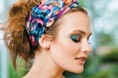 Dicas de como usar lenços no cabelo. http://www.feminices.blog.br/dicas-de-como-usar-lencos-cabelo/