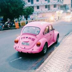 Fusca pink  Fusca pink