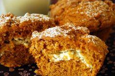 Pumkin Cream Cheese inside out muffins. Omg gotta find these cuz im not making them
