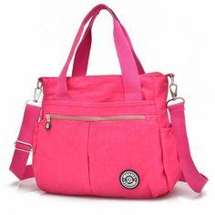 Pierrebuy Handbags For Women Crossbody Bags Nylon Waterproof Casual Daily Nylon  Bag 56618ec771462