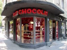 tout chocolat - (chocolates)