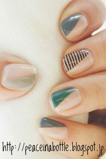 Have you heard of the idea of minimalist nail art designs? These nail designs are simple and beautiful. You need to make an art on your finger, whether it& simple or fancy nail art, it looks good. Of course, you may have seen many simple and beaut Love Nails, How To Do Nails, Pretty Nails, Crazy Nails, Minimalist Nails, Essie, Negative Space Nails, Uñas Fashion, Bride Nails