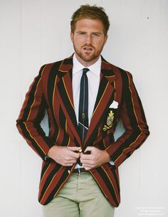 from Rowing Blazers . . . by Jack Carlson.