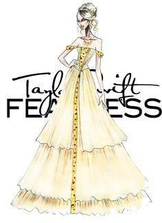 The Taylor Swift Eras - Fearless - by Armand Mehidri