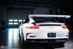 Here is the first US-Spec Porsche 911 GT3 RS