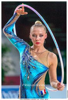 Kseniya Moustafaeva (France), Grand Prix (Thiais) 2016   © 2016 Olivier PRIEUR