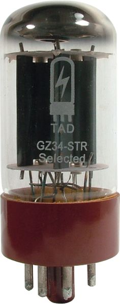 5AR4 STR - Tube Amp Doctor Tube Amp Doctor 5AR4 Rectifier, Premium Selected  A faithful reproduction of the Mullard/VALVO GZ34.  Pure power and the typical sag is the distinguishing characteristic of the most popular guitar amps of the 1960s guitar heroes till today. www.amplifiedparts.com