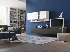 TV wall Contemporary cabinets Archisesto - Other - Other Metro - Archisesto Inc.