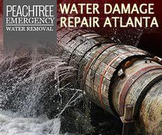 Water Damage Restoration Atlanta