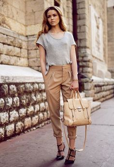 You can still look cute with little effort! Check this article out!
