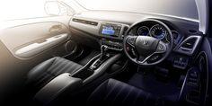 Honda HR-V - Interior Design Sketch Render