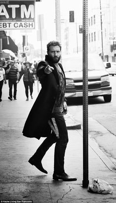 Suicide Squad actor Jai Courtney covers the July/August 2016 issue of Haute Living. Jai Courtney, Actor Jai, Captain Boomerang, Australian Actors, Hollywood Actor, Photoshoot Inspiration, Celebs, Celebrities, Good Looking Men