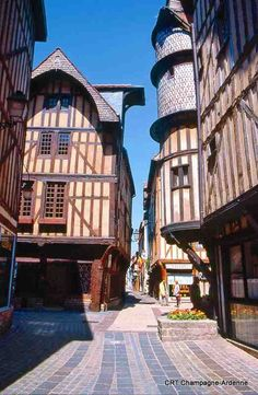 Troyes, Champagne-Ardenne , France