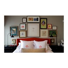 "139 Likes, 5 Comments - Turner Pocock (@turnerpocock) on Instagram: ""#bedrooms #gallerywall #interiordesign #turnerpocock"""