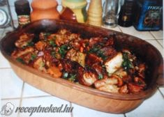 Meat Recipes, Cooking Recipes, Hungarian Recipes, Pressure Cooker Recipes, Main Dishes, Food And Drink, Chicken, Baking, Health