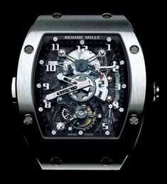 RICHARD MILLE 003 V2 watch by Richard Mille on Presentwatch.com