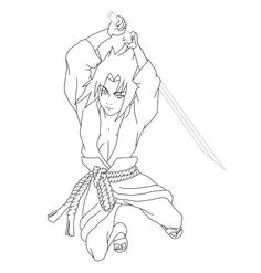 desenhos do sasuke - Pesquisa Google