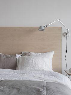 Minimalist bedroom @medinalind