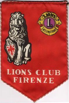 Lions Club Firenze » 1953 I Soci Fondatori