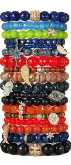SYDNEY EVAN BRACELET STACKS