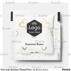 Your Logo Business Themed Personalized Hand Sanitizer Packet Catering Companies, Business Products, Promote Your Business, Wedding Receptions, Business Branding, Hand Sanitizer, 6 Years, Design Your Own, Vivid Colors