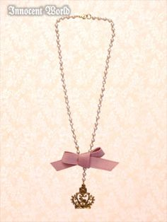 Crown Petit Pearl Necklace