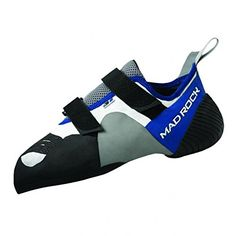 8286c42c63f Mad Rock M5 Climbing Shoe BlueWhiteBlackGrey 125   Check out the image by  visiting the link. This is an Amazon Affiliate links. Outdoor Gadgets