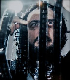 Yes, this picture of Kubrick is worth a thousand words.