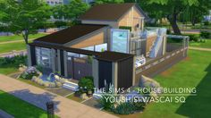 The Sims 4 - House Building - Youshisi Wascai SQ