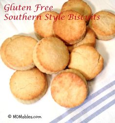How To Make Gluten Free Southern Style Biscuits