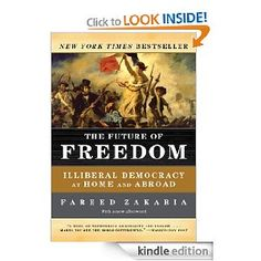 """""""The future of freedom"""" by F. Zakaria"""