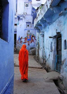 THE COLORS OF RAJASTHAN