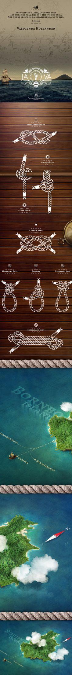 Vliegende Hollander by Alessandro Suraci, via #Behance #Design