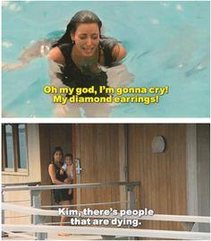 When she shut Kim down so beautifully. | 27 Kourtney Kardashian Quotes That Are Absolutely Iconic