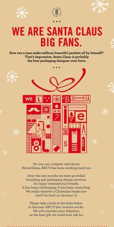 #christmas #newsletter #2013 #santaclaus