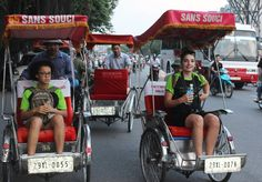 #HanoiCityTour by #Cyclo