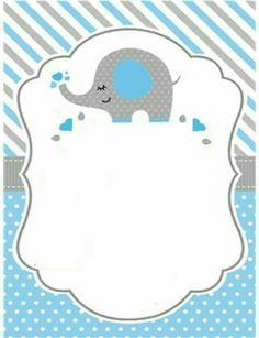 TE INVITO A MI BABY SHOWER Baby Shower Printables, Baby Shower Themes, Baby Boy Shower, Imprimibles Baby Shower, Baby Shower Invitaciones, Book Binder, Baby Shawer, Animals And Pets, First Birthdays