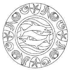 animal mandalas 999 coloring pages