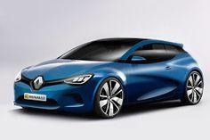 2014 Renault Megane Coupé IV Design Concept