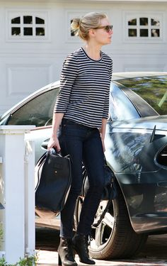 Julianne moore, Clogs and Street styles on Pinterest