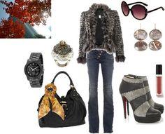 Falling in Love with Fall by ECS-Fashion Forward