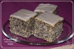 Quark-Mohnkuchen - New Site Donut Recipes, Cupcake Recipes, Snack Recipes, Donuts Keto, Baked Donuts, Cupcakes, Poppy Seed Cake, Doughnut Cake, Chocolate Donuts