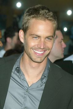 Paul at LA Premiere of 2 Fast 2 Furious 3rd June 2003